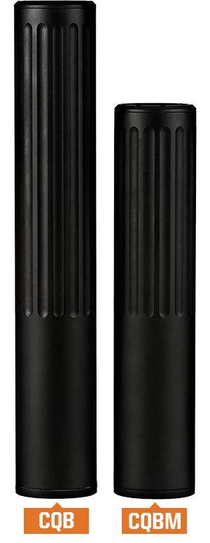 CQB Series Suppressors