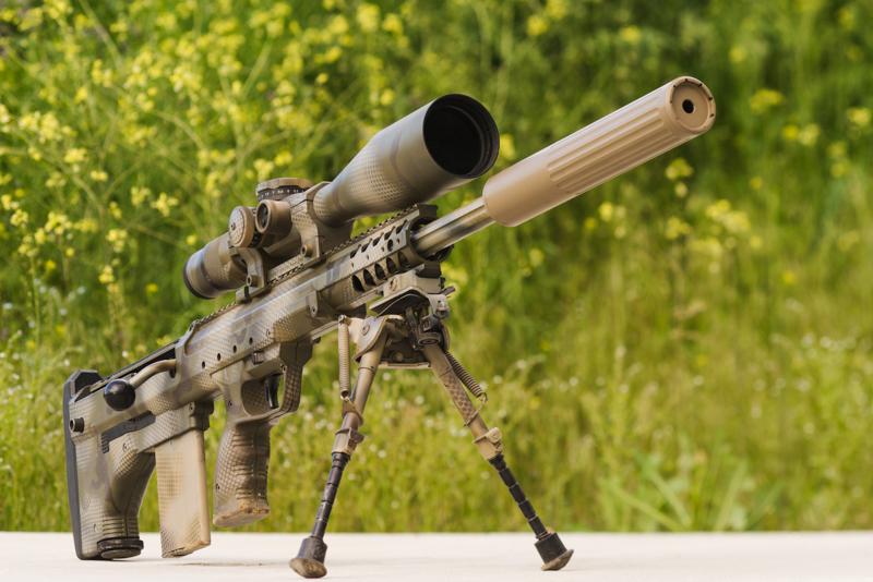 .30 suppressors on .223 rifles